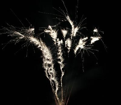 Feuerwerk Arendsee Altmark