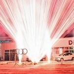 Feuerwerk Autohaus Wernigerode