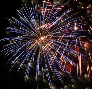 Feuerwerk Barleben