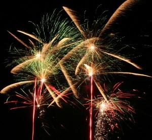 Feuerwerk Caritasheim Oschersleben