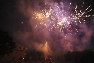 Feuerwerk Ebendorf Landkreis Börde