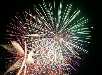 Feuerwerk Halle/Saale