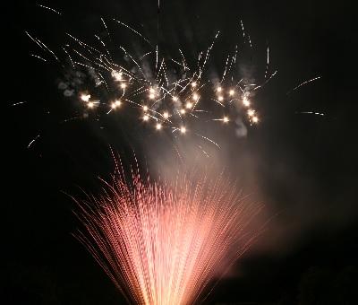 Feuerwerk Lutherstadt Eisleben