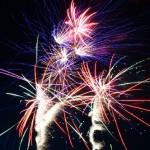 Feuerwerk Oschersleben Landkreis Börde