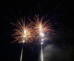 Feuerwerk Parey Jerichower Land