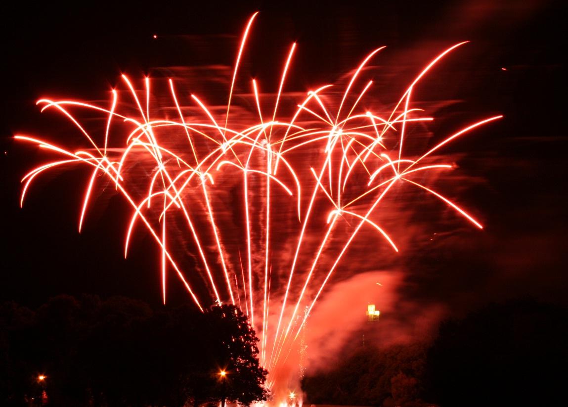 Feuerwerk Prester Magdeburg
