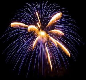 Feuerwerk Staßfurt Hecklingen