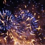 Feuerwerk Zerbst Anhalt Bitterfeld