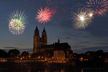 Feuerwerk Sachsen-Anhalt