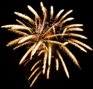 Feuerwerk Potsdam