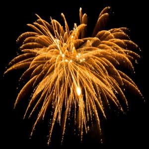 Feuerwerk Brandenburg